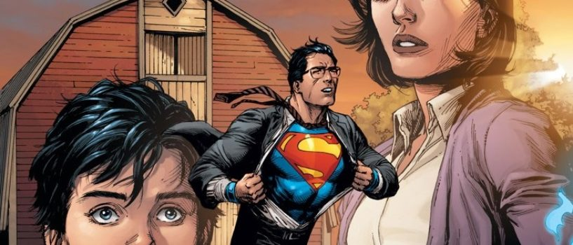 Got to be starting something in Superman #18 (Review)