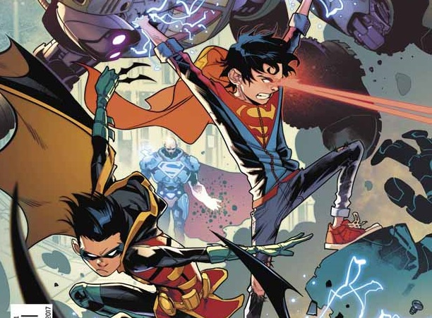 Super Sons #2 Review