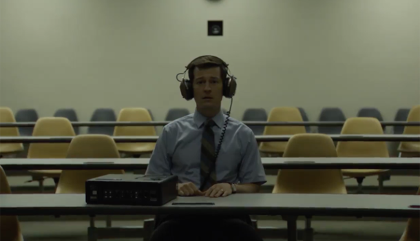 David Fincher Brings his Unique Vision to Netflix's Mindhunter
