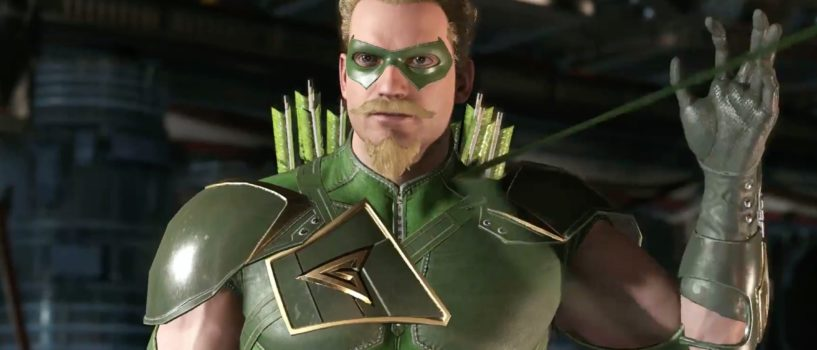 Green Arrow Identity Revealed for Injustice 2!