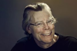 Stephen King's Next Novel is a Family Affair