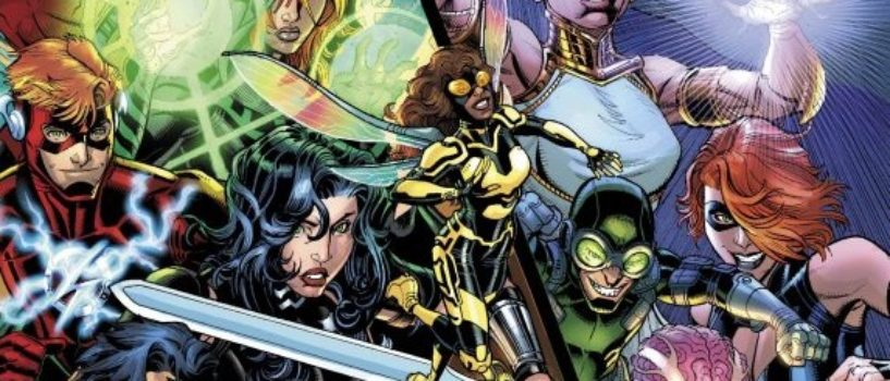 The Manhattan Buzzkill in Titans #9 REVIEW