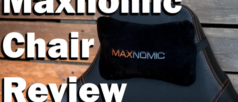 Maxnomic Titanus Review | A Review a Year in the Making