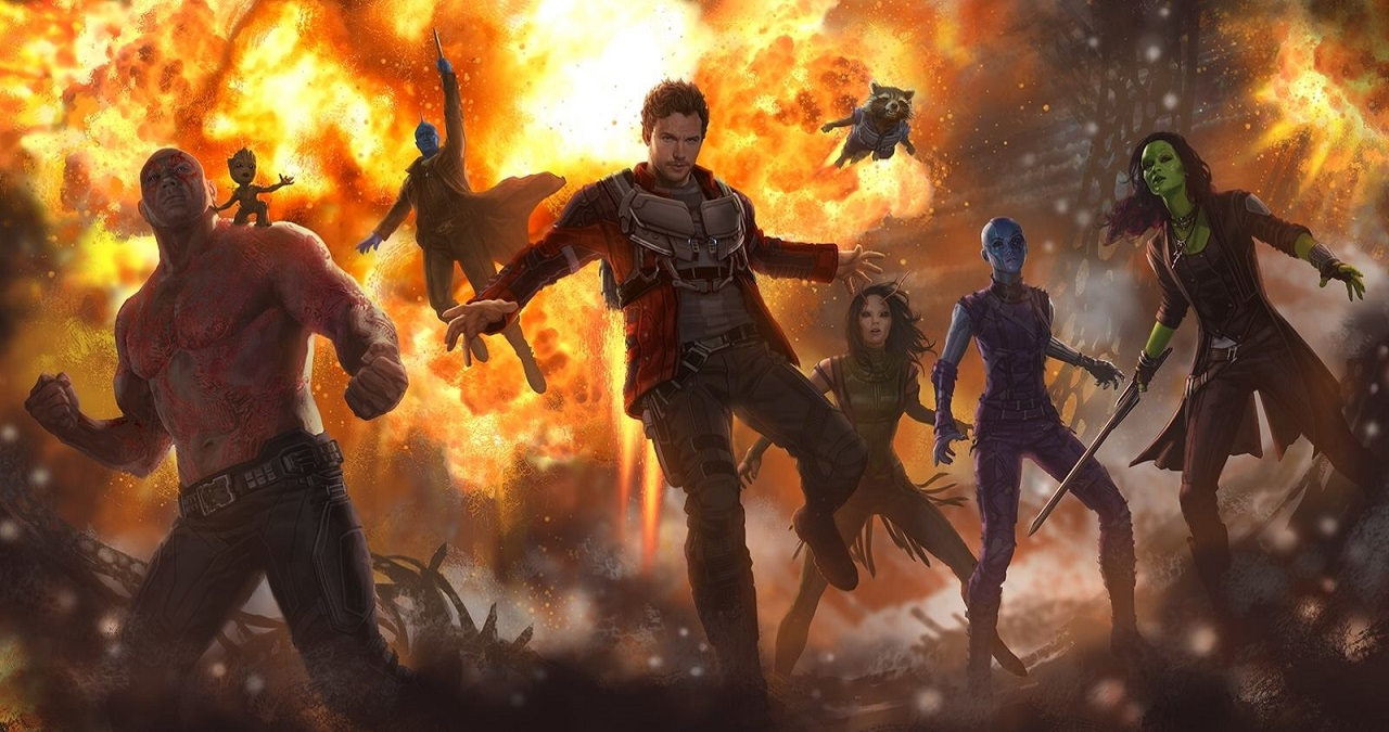 James Gunn's Thoughts on a Guardians of the Galaxy Vol. 2 Director's Cut