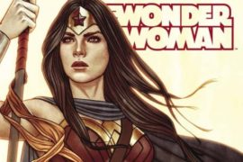 Diana is a Pawn in a Game of Gods in Wonder Woman #18 Review