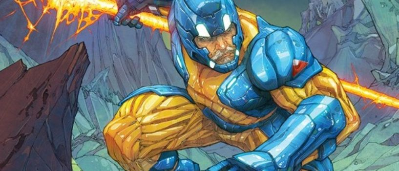 X-O Manowar #1 Review