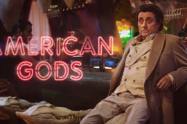 New Trailer for Starz American Gods
