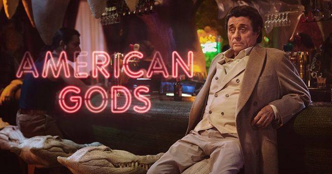 New Trailer for Starz American Gods