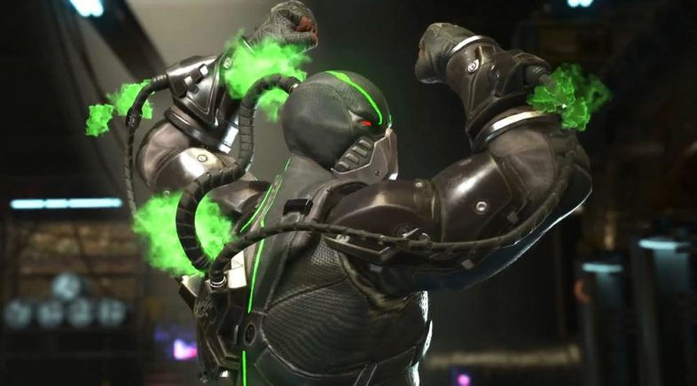 Injustice 2 It's Good To Be Bad Trailer