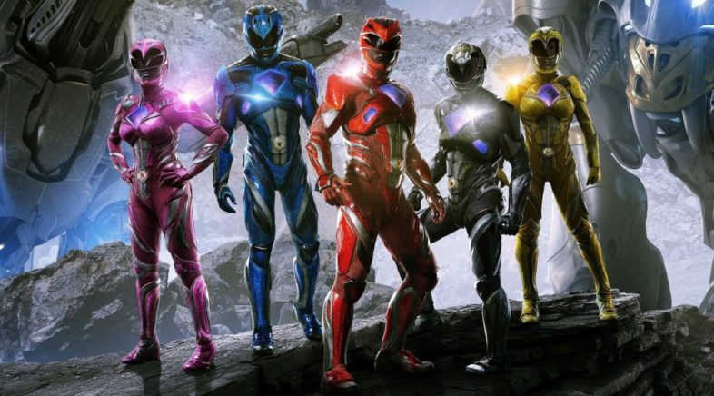 Confirmed Epic Podcast #57: Power Rangers