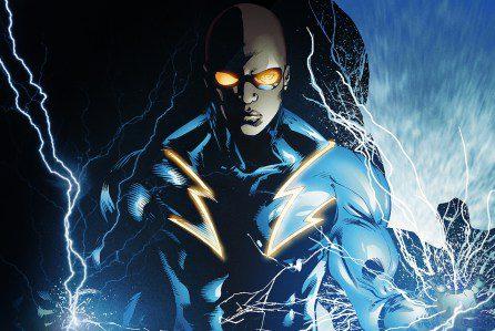 First Black Lightning Image Released