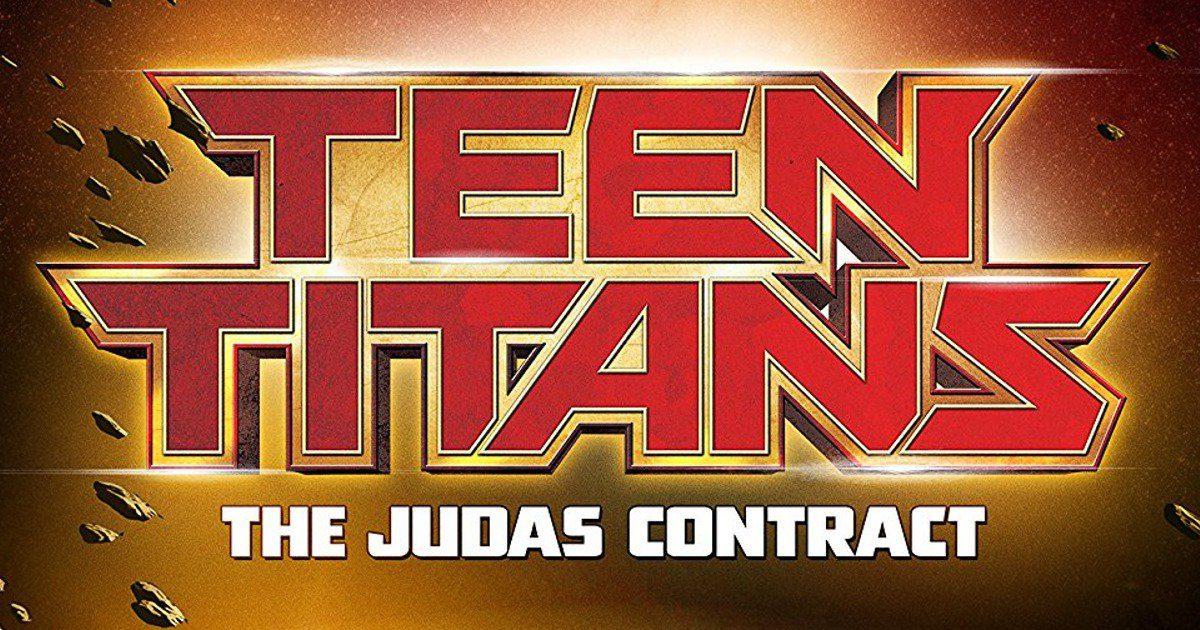 Teen Titans: The Judas Contract to Premiere at WonderCon Anaheim