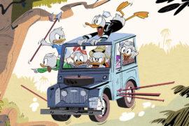 Scrooge McDuck is Back in Disney XD's Ducktales Reboot