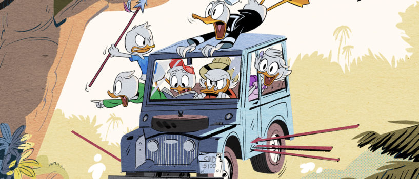 Scrooge McDuck is Back in Disney XD's Ducktales Reboot