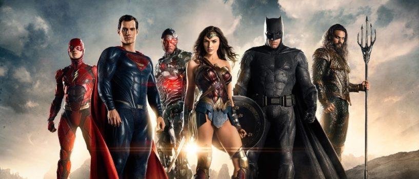 Justice League Fan Theory