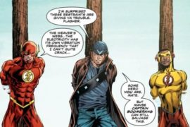 The Flash #19 Review