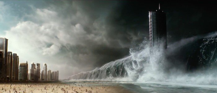 ID4 Producers New Film Geostorm Posits that Earth is About to get  Very Angry