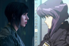What if Scarlett Johanssen wasn't in Ghost in the Shell?