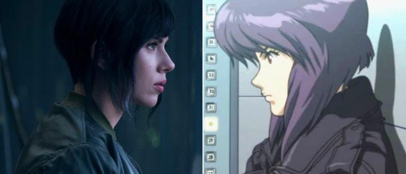 What if Scarlett Johanssen wasn't in Ghost in the Shell?