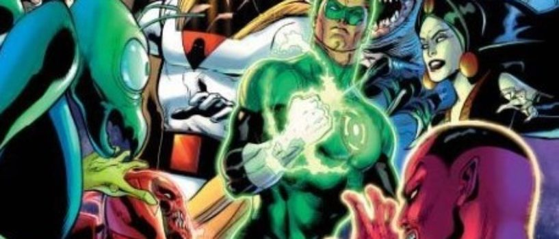 Green Lantern/ Space Ghost Annual #1 Review
