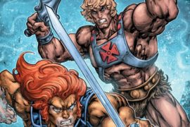He-Man ThunderCats #6 Review