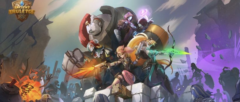 ANCIENT AMULETOR FOR PLAYSTATION®VR, LAUNCHING THIS SUMMER