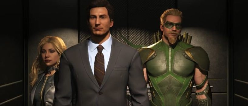 Injustice 2: New Story Trailer Welcomes Captain Cold, Green Arrow, and Green Lantern!