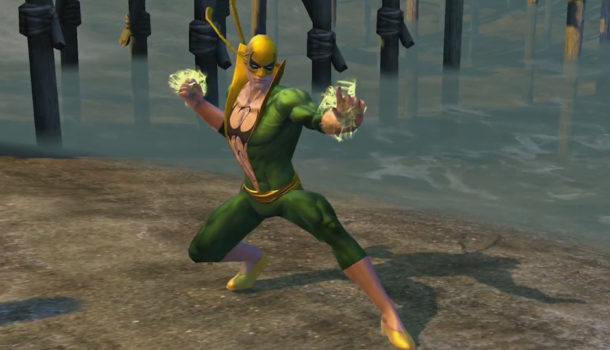 Iron Fist 'Immortal Weapon' Title Tips – Marvel Heroes
