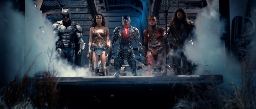 New Justice League Trailer Set for Release this Saturday (Updated)