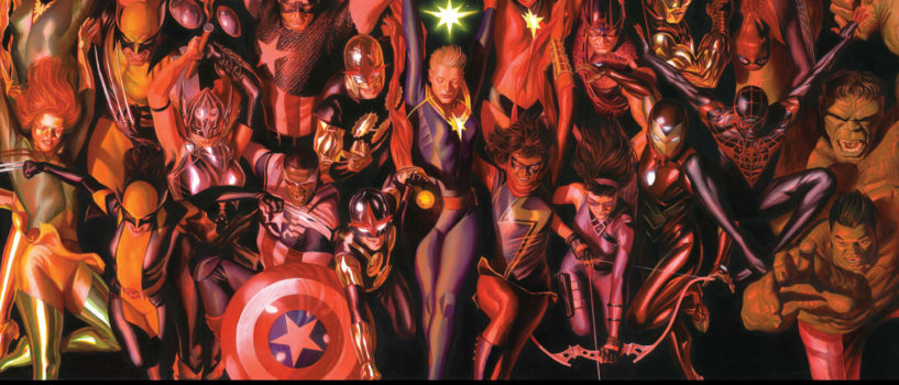 More Details on Marvel Generations Event
