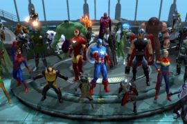 61 Hero Ultimate Skill Preview – Marvel Heroes