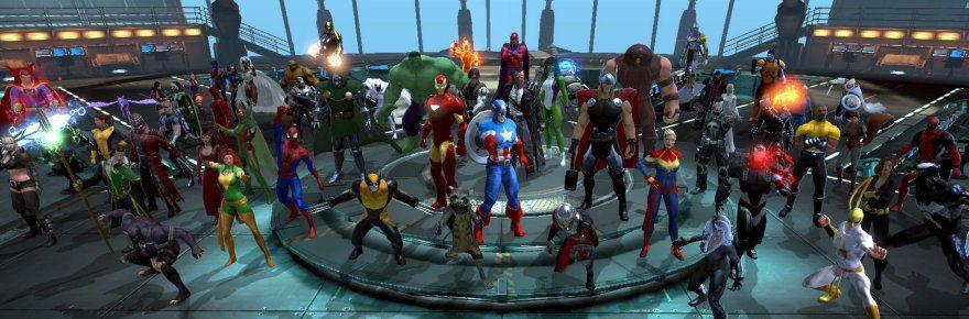 61 Hero Ultimate Skill Preview – Marvel Heroes