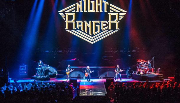 Night Ranger is back with a new Album