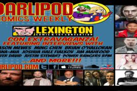 Parlipod Comics Weekly #30: Con Extravaganza!!