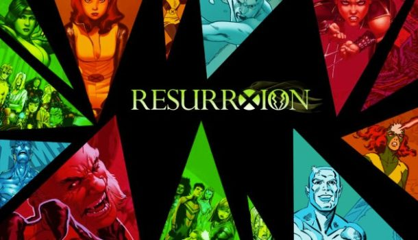 ResurrXion brings Marvel's Mutants Back with New Stories