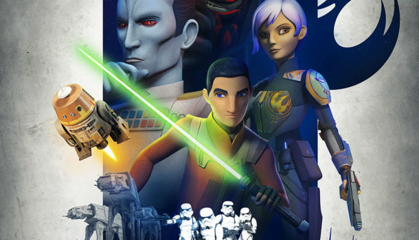 Star Wars Rebels Says Farewell to a Beloved Character **Spoilers**