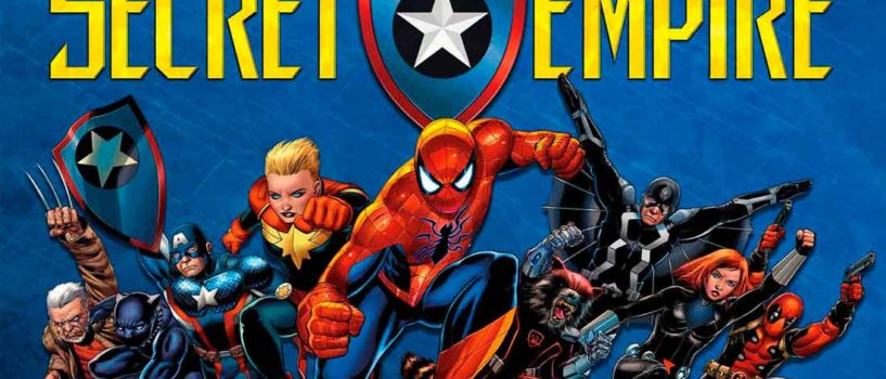 Marvel's Secret Empire Will Present 3 New Titles This Summer