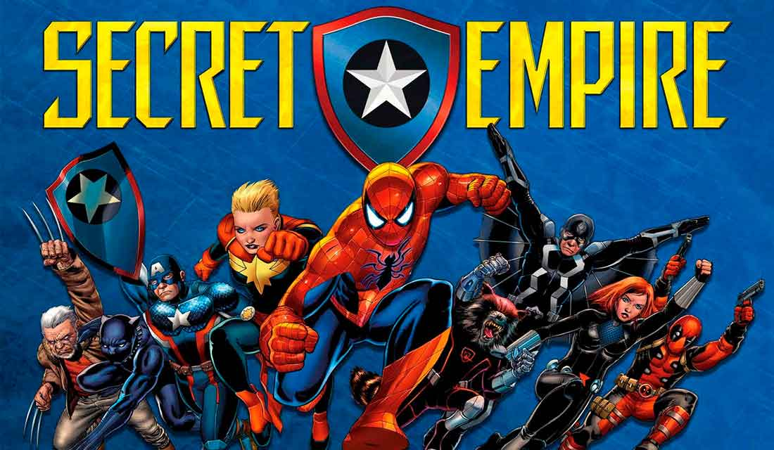 Marvel's Secret Empire Will Present 3 New Titles This Summer