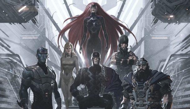 Marvel's Inhumans Completes Its Cast