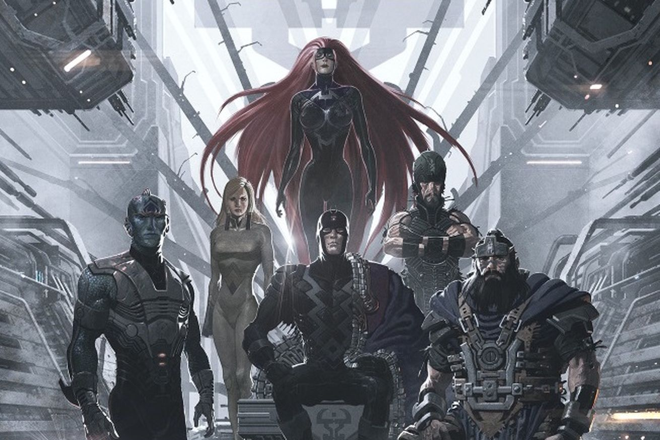 Marvel's Inhumans Completes Its Cast