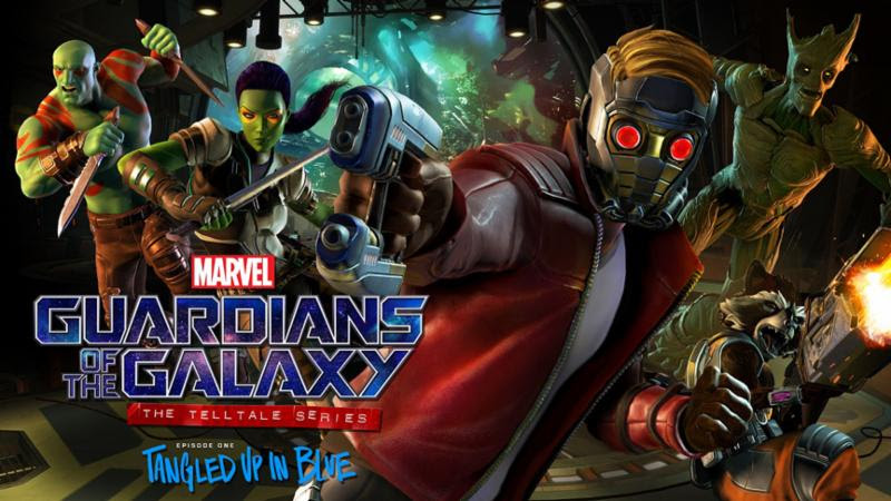 Telltale Games and Marvel Reveal Trailer for Marvel's Guardians of the Galaxy: The Telltale Series