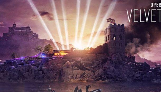 Rainbow 6 Siege Velvet Shell (PC)