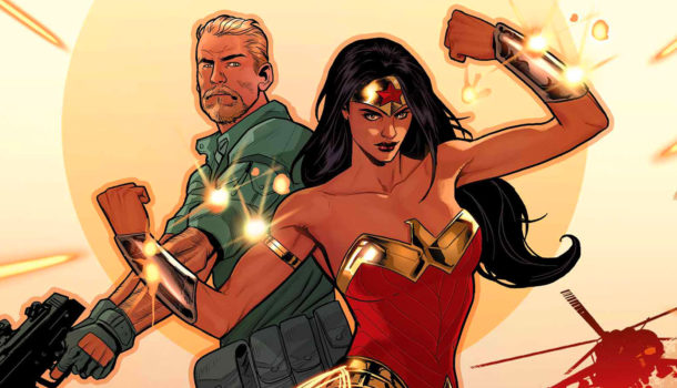 Steve Trevor Gets his Own Action Packed One Shot