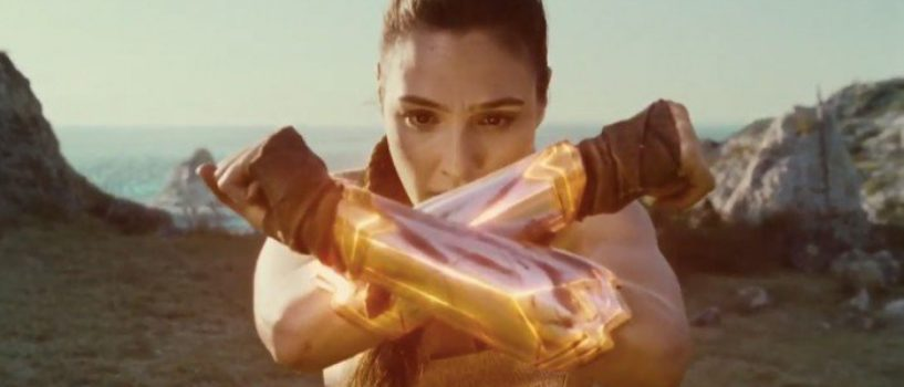 The Origin of A Goddess in This New Wonder Woman Trailer!