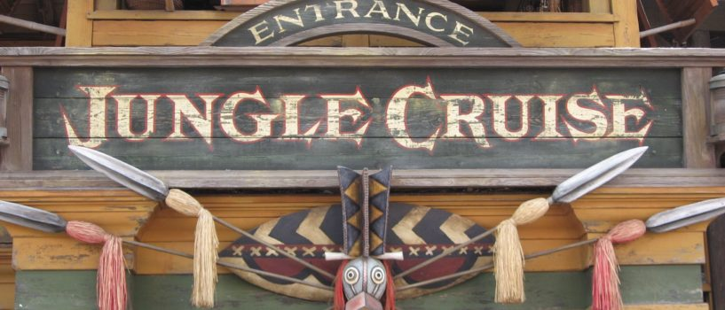 Disney's Jungle Cruise Movie Going Forward