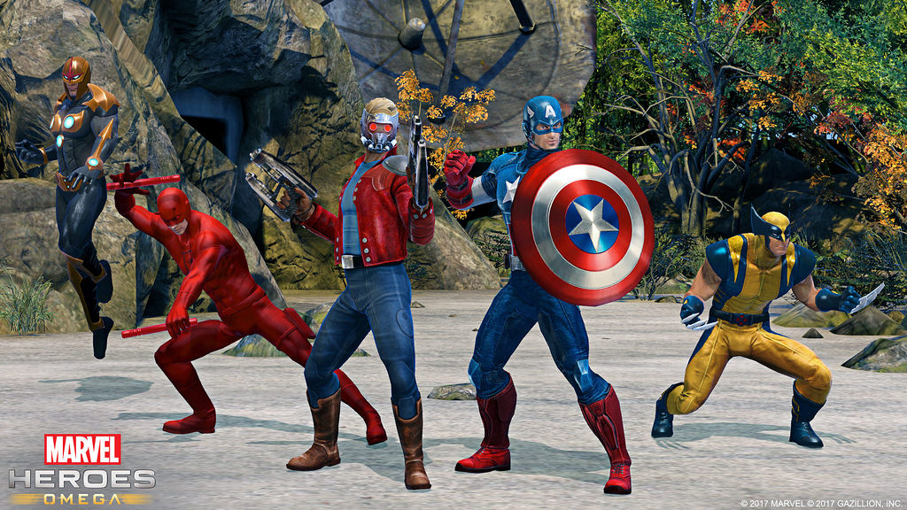 Marvel Heroes Coming to PS4 and XBOX One This Year