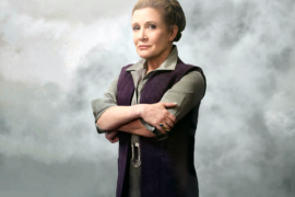 Carrie Fisher to Return for Episode IX