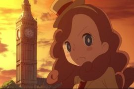 Professor Layton Spin-Off Announced