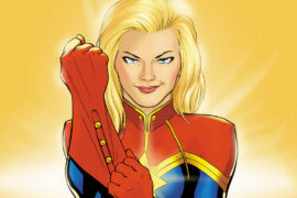 Captain Marvel Directors Announced