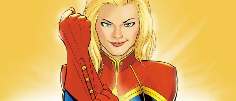 Captain Marvel Directors Announced